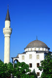 Mosque of Suleiman and Roksolana. Mariupol,Donetsk region. Mosque of Suleiman and Roksolana Royalty Free Stock Photo