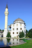 Mosque of Suleiman and Roksolana. Mariupol,Donetsk region. Mosque of Suleiman and Roksolana Stock Photo