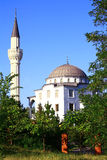 Mosque of Suleiman and Roksolana. Mariupol,Donetsk region. Mosque of Suleiman and Roksolana Stock Image