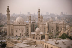 Mosque of Sultan Hassan in Cairo, Egypt Africa Royalty Free Stock Photo