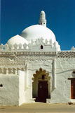 Mosque. A mosque in Taiz city in Yemen Royalty Free Stock Images