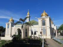 A mosque in Tangerang. SERPONG, INDONESIA - December 31, 2017: Masjid Al-Muhajirin Lautze Al-Muhajirin Lautze Mosque Royalty Free Stock Images