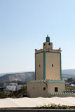 Mosque in Tangier Morocco Africa Stock Image