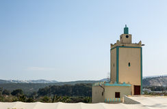 Mosque in Tangier Morocco Africa Stock Images