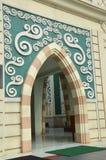 Mosque. At-Taubah  Mosque at Karawang Indonesia Royalty Free Stock Photography