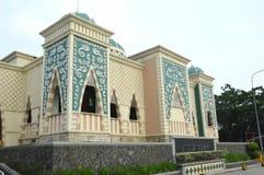 Mosque. At-Taubah  Mosque at Karawang Indonesia Royalty Free Stock Photo