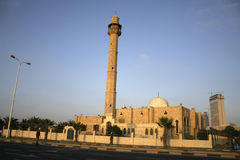 Mosque in tel aviv Stock Photo