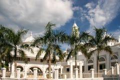 Mosque in terenggan, malaysia Royalty Free Stock Image