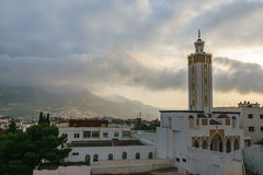 Mosque in Tetouan, Morocco Royalty Free Stock Images