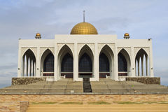Mosque in Thailand. Central mosque of Songkhla province, Thailand Royalty Free Stock Photo