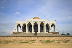 Mosque in Thailand. Central mosque of Songkhla province, Thailand Royalty Free Stock Images