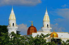 Mosque in Thailand Stock Image