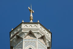 Mosque top Royalty Free Stock Images