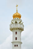 Mosque tower Stock Images