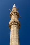 Mosque tower Stock Photos