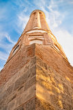Mosque tower, Turkey Royalty Free Stock Photography