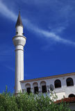 Mosque tower in Ulcinj Royalty Free Stock Photos