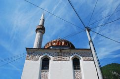 Mosque in Travnik Stock Photography