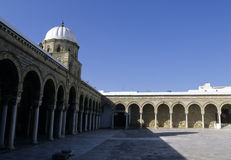 Mosque- Tunisia Royalty Free Stock Images