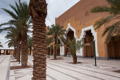 Mosque in At Turaif district, Saudi Arabia Royalty Free Stock Photo