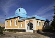 Mosque in Turgen village. Kazakhstan Royalty Free Stock Photo