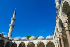 Mosque in Turkey Royalty Free Stock Images
