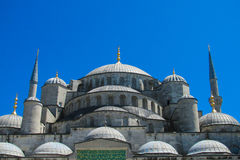Mosque in Turkey Royalty Free Stock Photos