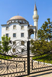 Mosque in Ukraine Royalty Free Stock Image