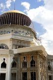 Mosque Under Construction Royalty Free Stock Photography