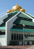 Mosque. USM Mosque on the Pulau Pinang, Malaysia Royalty Free Stock Image
