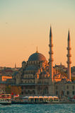 Mosque of the Valide Sultan Royalty Free Stock Images
