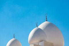 Mosque Royalty Free Stock Photos