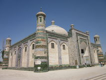 A Mosque in Xinjiang. China Stock Photography