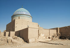 Mosque in yazd iran Stock Photos