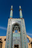 Mosque in Yazd Royalty Free Stock Image