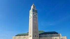 Mosquee Χασάν ΙΙ Στοκ φωτογραφίες με δικαίωμα ελεύθερης χρήσης