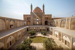 Mosquee dans Kashan images libres de droits