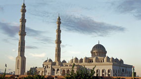 Mosquee in hurghada Royalty Free Stock Images