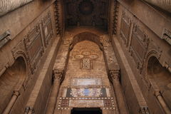 Mosques In Egypt Royalty Free Stock Image