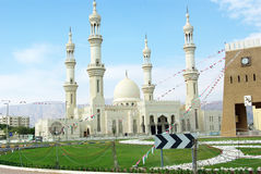 Mosques Gulf. Royalty Free Stock Images
