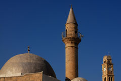 Mosques in Israel Royalty Free Stock Images