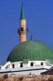 Mosques in Israel Stock Photography