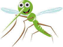 Mosquito. An illustration of a mosquito Stock Photography