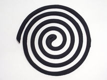 Mosquito coil. Use kill mosquito Royalty Free Stock Images