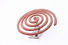 Mosquito coil Royalty Free Stock Photography