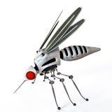 Mosquito del robot de la OGM Imagen de archivo libre de regalías