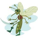 Mosquito el pirata Imagen de archivo