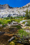 Mosquito Lakes, Sequoia National Park Stock Photo
