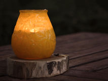 Mosquito lamp Stock Image