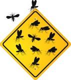 Mosquito midge Stock Photo